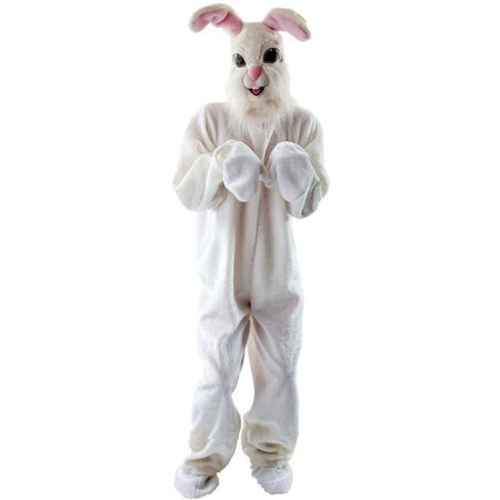Costum iepure blana adult M