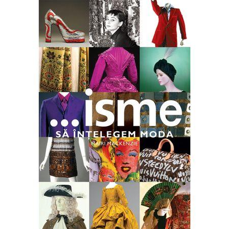 ISME - Sa intelegem moda - Mairi Mackenzie