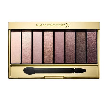 Paleta de farduri pentru ochi Max Factor Masterpiece Nude, 03 Rose Nudes, 6.5 g