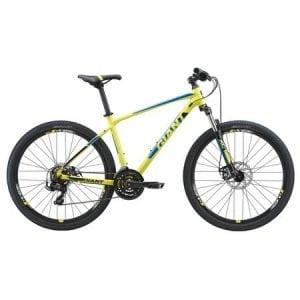 "Bicicleta MTB 27.5"" Giant ATX 2, Yellow, M"