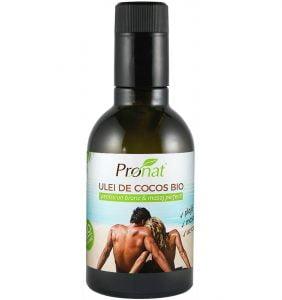 ulei de cocos bio extravirgin