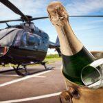 Champagne flight Zbor cu avionul pentru 2 in Sibiu
