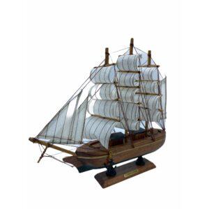 Corabie Atelier Deco Lemn Mare