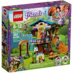 LEGO Friends Casuta din copac a Miei