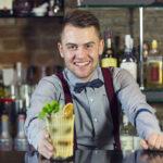 Lectie de pregatit cocktail uri