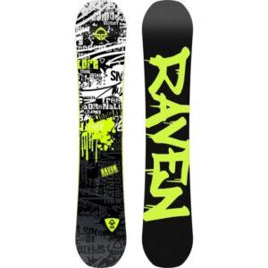 Placa Snowboard Raven Core