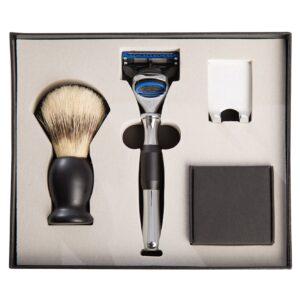 Set cadou barbierit cu Safety Razor