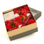 Set cadou flori de sapun