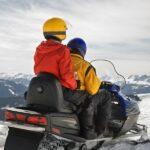 Snowmobilul Experienta in Stana de Vale