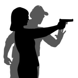tras cu arma