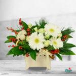 Aranjament floral Darul mosului