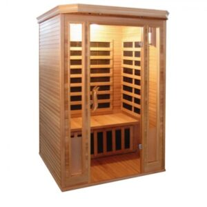 Cabina sauna cu infrarosu Sanotechnik