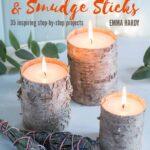 Handmade Candles and Smudge Sticks