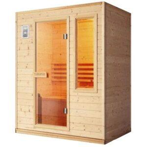 Sauna cu ozon uscata interior WS 160FH