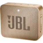Boxa portabila JBL Go2 IPX7 sampanie
