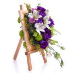 Sevalet de flori