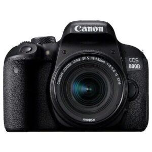 Aparat foto DSLR Canon EOS 800D