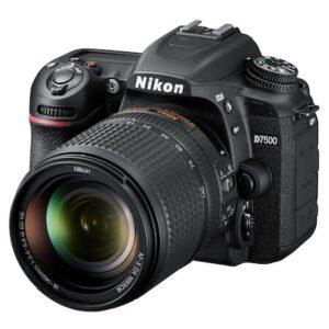 Aparat foto DSLR Nikon D7500