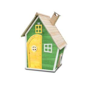 Casuta gradina pentru copii lemn