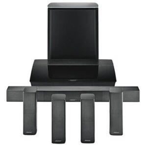 Sistem Home Cinema Bose Lifestyle 650 negru 2