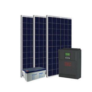 cel mai bun kit fotovoltaic off grid