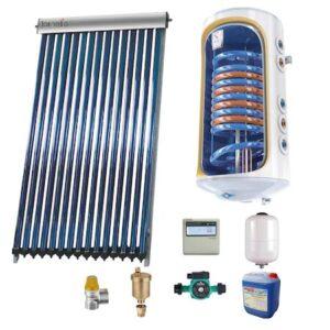 sistem solar pentru apa calda menajera