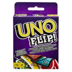 Joc de carti de societate Uno Flip