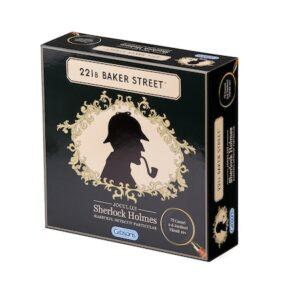Jocuri inteligente Baker Street Sherlock Holmes